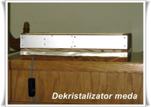 BRUNO dekristalizator meda