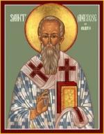 5. Sv. Ambrozije