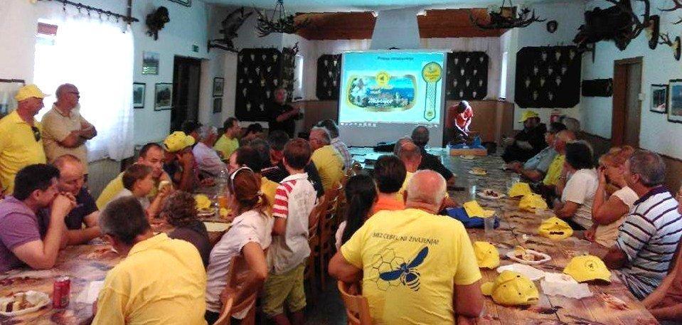 prezentacija projekta Istarski med